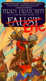 terry pratchett eric book cover 2