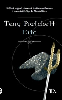 terry pratchett eric book cover demon
