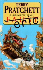 terry pratchett eric book cover