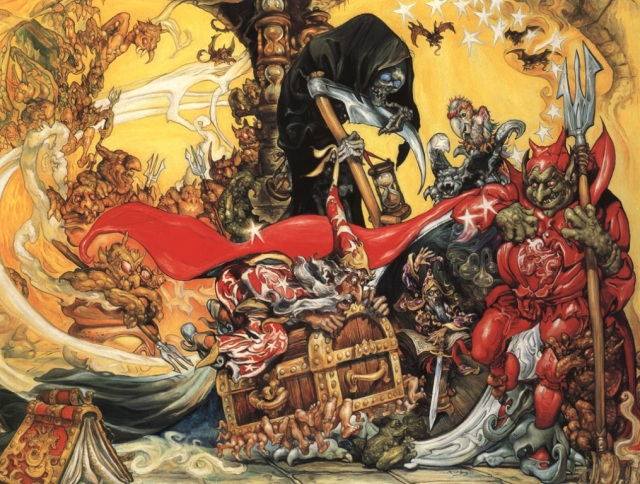 terry pratchett eric demonic scene