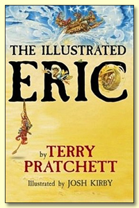 terry pratchett ericillustrated josh kirby