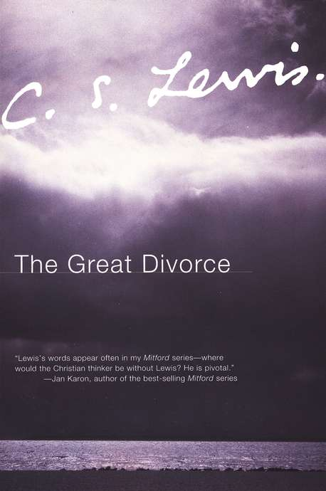 a review of the great divorce by cs lewis Christian apologist cs lewis' book the great divorce was written, as lewis  explains  following is an extended review of the book containing comments on .