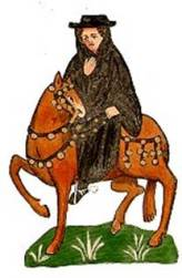 chaucer monk canterbury tales