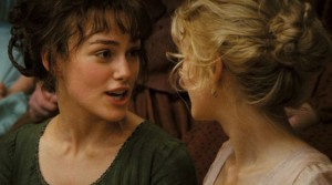 keira knightley  Pride-and-Prejudice sarcasm
