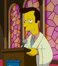 reverend lovejoy simpsons