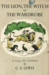 The Lion Witch Wardrobe (1stEd) Lewis