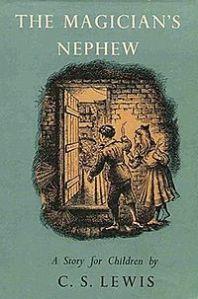 The Magician's Nephew 1st ed