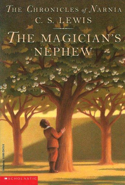 The Magician's Nephew HarperCollins