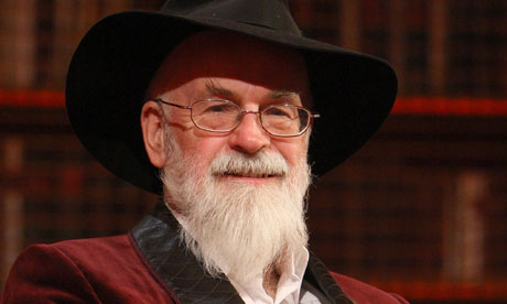 terry pratchett died