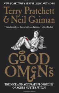 good omens pratchett gaiman