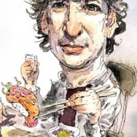 Neil Gaiman on Discovering the Author in Narnia (and a note on beards)