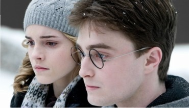 harry and hermione emma watson daniel radcliffe