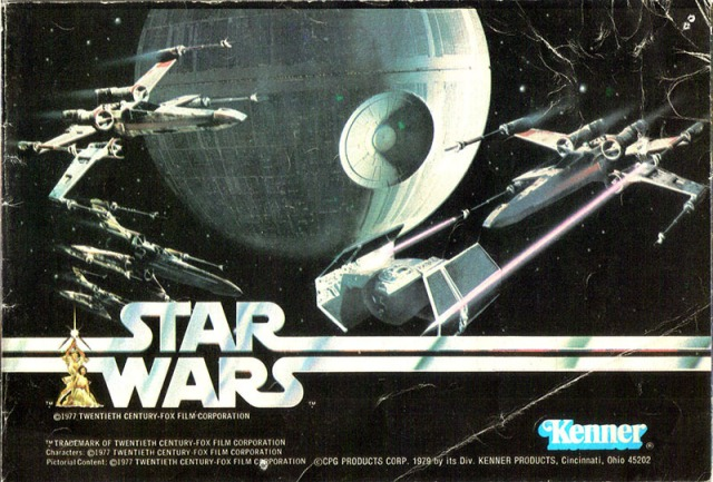star wars box 1979