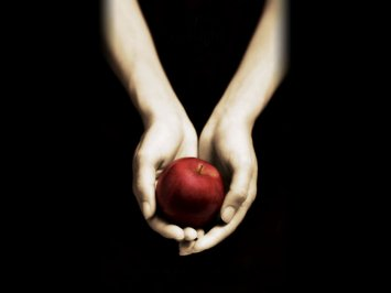 apple hand twilight