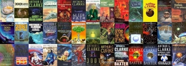 arthur_c_clarke_books covers