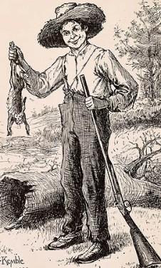 huckleberry finn 1883