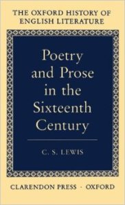 OHEL-Poetry and Prose in the Sixteenth Century-CS Lewis