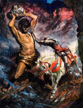 Prince Arthur Kills the Giant