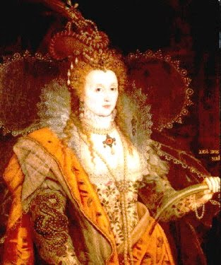 Queen Elizabeth Ist; Gloriana-The Faerie Queene