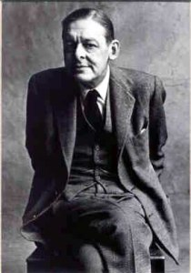 ts eliot speaking
