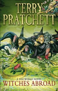 witches-abroad terry pratchett new