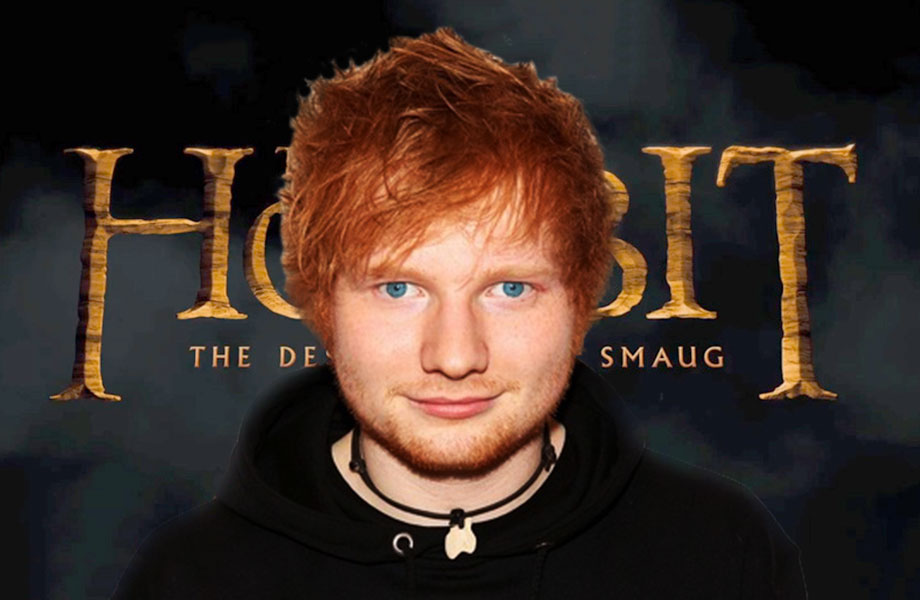 Ed Sheeran Hobbit