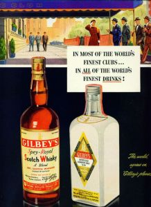 gilby's scotch ad