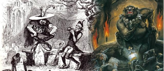 Tolkien-Dickens Goblins (header)