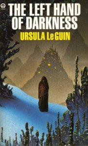 Ursula-ki La-Guin left hand of darkness