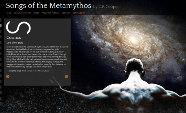 songs of the metamythos screenshot