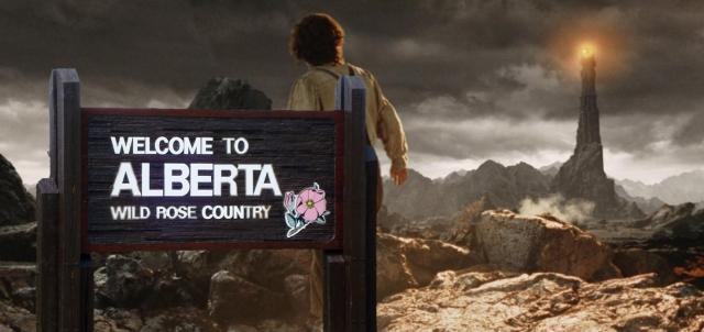 Alberta Mordor