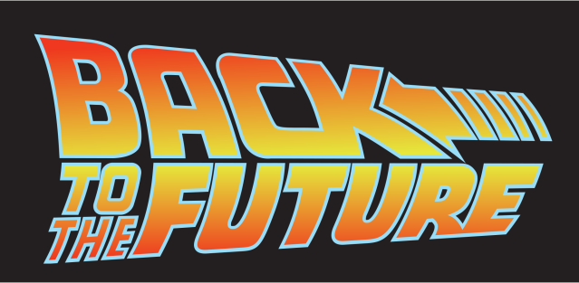 back to the future logo 2
