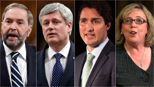 federal-party-leaders