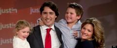 Justin Trudeau, Liberal