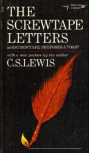 screwtape feather by Lewis