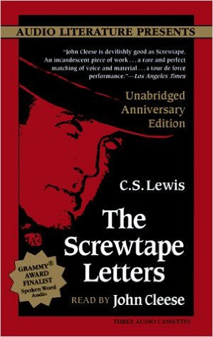 screwtape letters audiobook john cleese