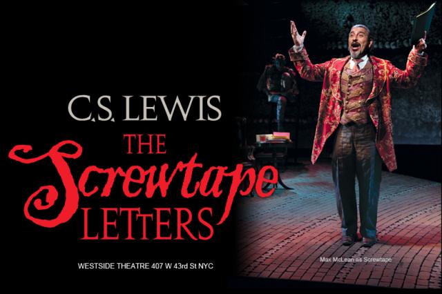screwtape letters poster