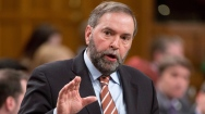 Tom Mulcair, NDP