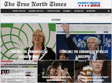 True_North_Times_screenshot