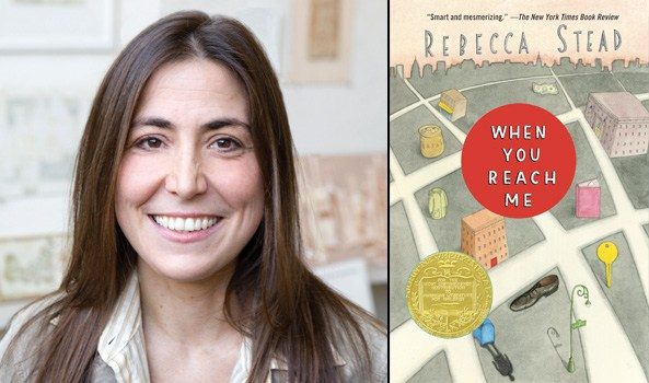 when you reach me by rebecca Rebecca stead is the newbery award winning author of when you reach me, goodbye stranger, first light, and liar & spy she lives in new york city with her husband and two children she lives in new york city with her husband and two children.