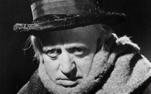 Alastair Sim Scrooge