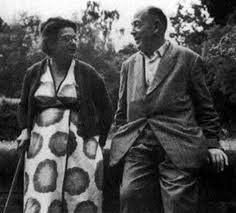 C.S.Lewis and Joy Davidman Gresham