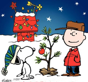 Charlie Brown Christmas Tree q