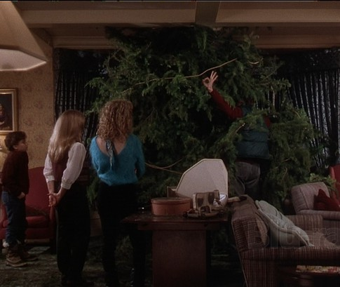 christmas vacation tree griswold