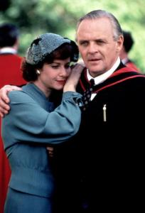 SHADOWLANDS, Debra Winger, Anthony Hopkins, 1993, (c) Savoy Pictures