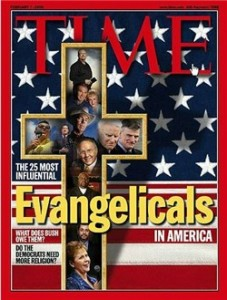Time 25 Most Influential Evangelicals in America