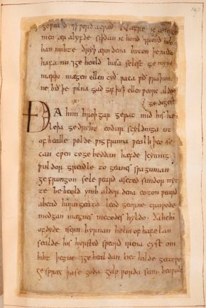 beowulf manuscript nowell codex 3