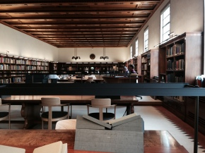 bodleian library reading room