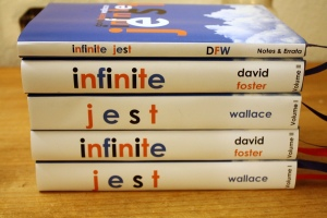 Infinite JEst david foster wallace notes
