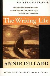 Annie Dillard the writing life